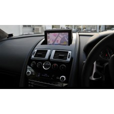 ASTON MARTIN SAT NAV DISC FOR ALL DVD BASED NAVIGATION 2016