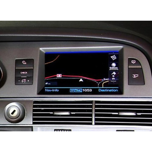 AUDI MMI G EUROPA DVD MAP - Audi mmi update