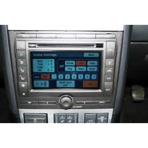 Ford Denso Sat Nav Map Navigation Dvd Disc 2012