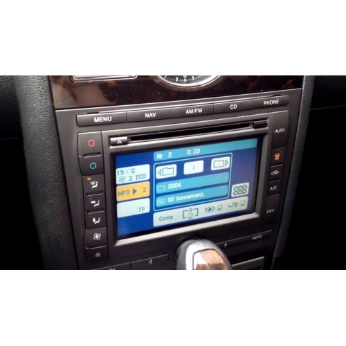 ford denso sat nav map navigation dvd disc 2012. Black Bedroom Furniture Sets. Home Design Ideas