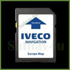IVECO XP Daily Stralis Hi-Way Navigation SD Card2021