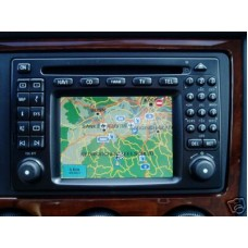 MERCEDES DX NAVIGATION MAP SAT NAV UPDATE CD 2014