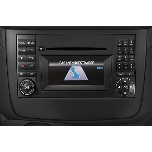 Mercedes Ntg2 Audio 50 Aps Sat Nav Map Update Disc 2014