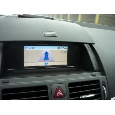MERCEDES NTG4 w204 AUDIO 50 APS SAT NAV UPDATE DISC NAVIGATION MAP 2015