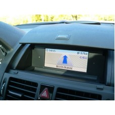 MERCEDES NTG4 w204 COMAND APS SAT NAV UPDATE DISC DVD NAVIGATION MAP 2015