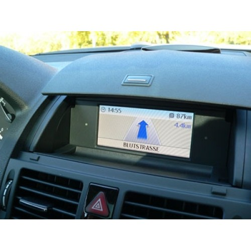 mercedes ntg4 w204 comand aps sat nav update disc dvd. Black Bedroom Furniture Sets. Home Design Ideas