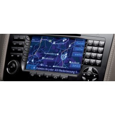 MERCEDES NTG1 V17 NAVIGATION MAP SAT NAV UPDATE DISC 2017