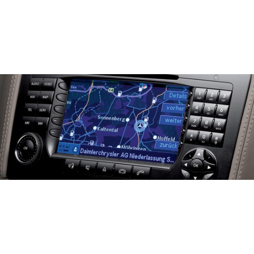 mercedes ntg1 v16 navigation map sat nav update disc 2016. Black Bedroom Furniture Sets. Home Design Ideas