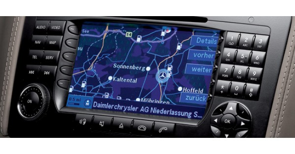 Mercedes ntg1 v16 navigation map sat nav update disc 2016 for Mercedes benz navigation update