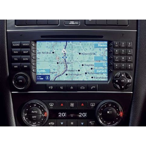 2017 mercedes ntg2 v18 navigation map sat nav update disc