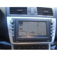 MAZDA DENSO NAVIGATION DVD DISC WESTERN EUROPE 2015