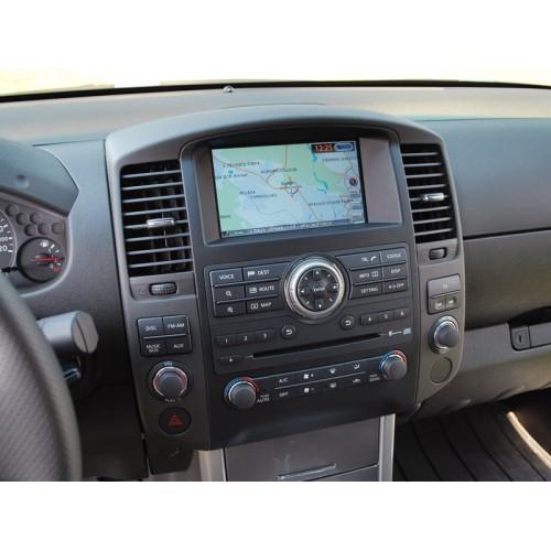 Nissan Connect Premium X9 Europe Sat Nav Dvd Map Disc 2013