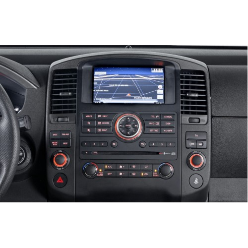 nissan connect premium x9 europe sat nav dvd map disc 2013. Black Bedroom Furniture Sets. Home Design Ideas