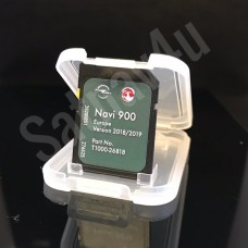 VAUXHALL/OPEL/CHEVROLET NAVIGATION SD CARD MAP EUROPE NAVI 900/600 2018 - 2019