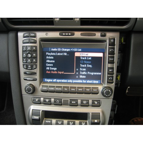 porsche pcm2 1 navigation sat nav map disc 2013. Black Bedroom Furniture Sets. Home Design Ideas