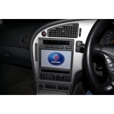 SAAB 95 SAT NAV MAP DISC 2015