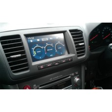 SUBARU CORE1 NAVIGATION MAP SAT NAV DVD DISC 2015