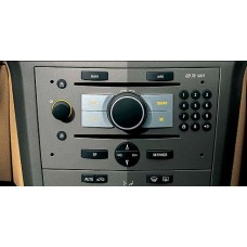 VAUXHALL OPEL CD70 EHU EUROPE SAT NAV CD DISC 2015