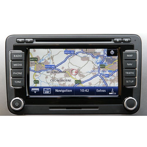 volkswagen rns510 rns810 navigation sat nav map disc 2016 v14. Black Bedroom Furniture Sets. Home Design Ideas