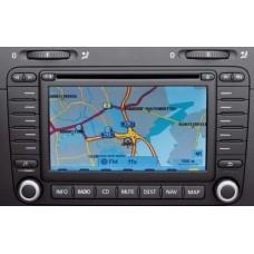 Volkswagen VW Navigation MFD2 /RN-S2 v17 (Blaupunkt TravelPilot EX-V) Sat Nav DISC DVD 2019 - 2020